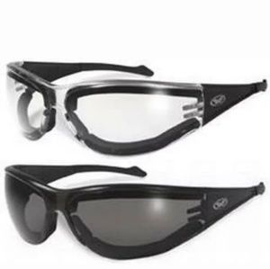 2 Unisex Motorcycle Glasses police firemen